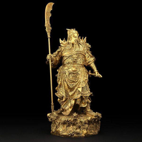 1I904055 General Kwan Statue Feng Shui (14)