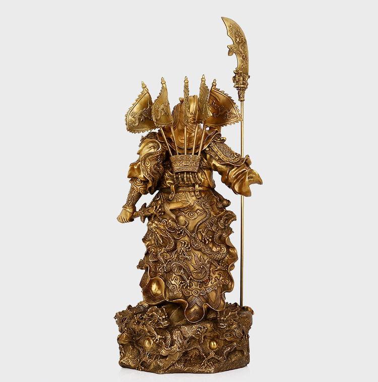 1I904055 General Kwan Statue Feng Shui (9)