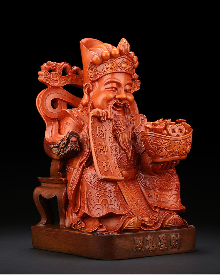 1I904056 Tsai Shen Yeh God Of Wealth (11)