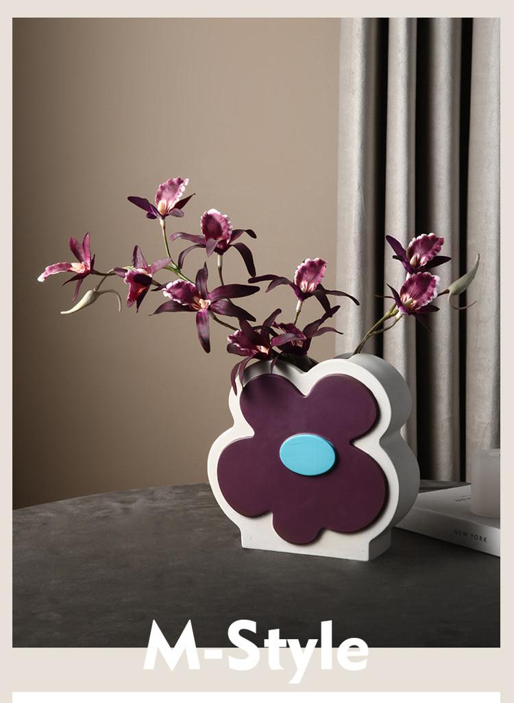 1JC21026 Ceramic Flower Vase China Factory (15)