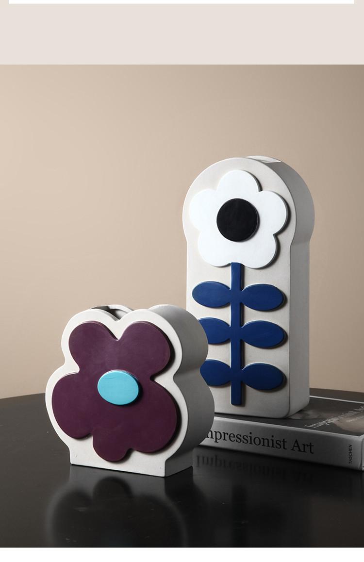 1JC21026 Ceramic Flower Vase China Factory (16)