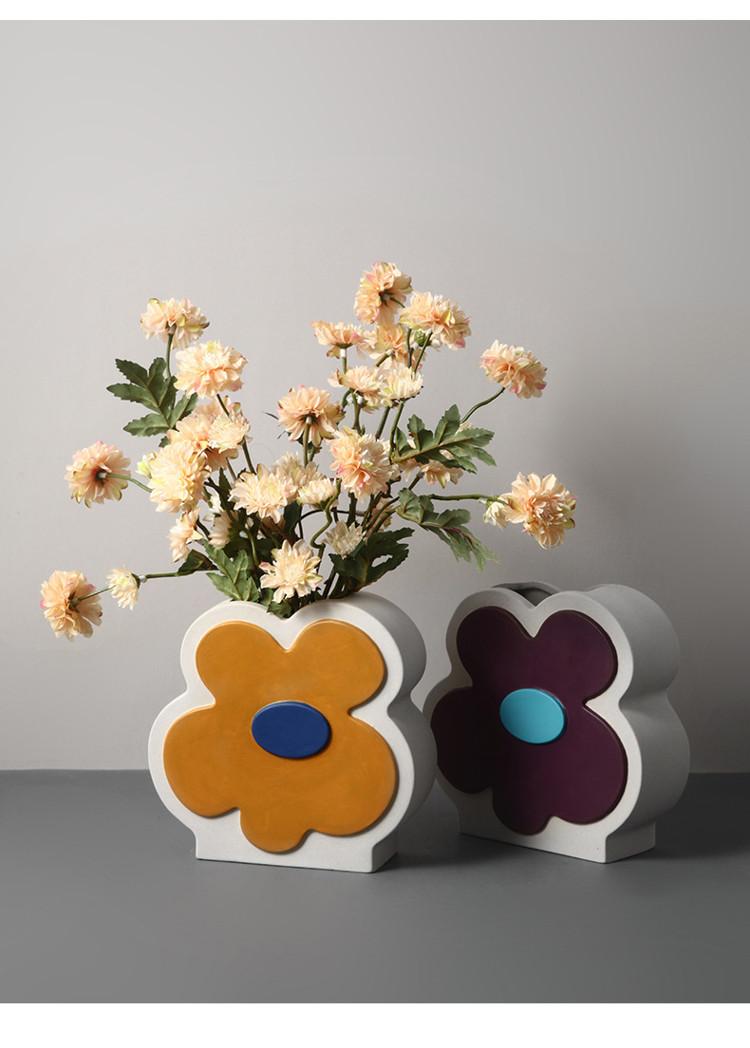 1JC21026 Ceramic Flower Vase China Factory (17)