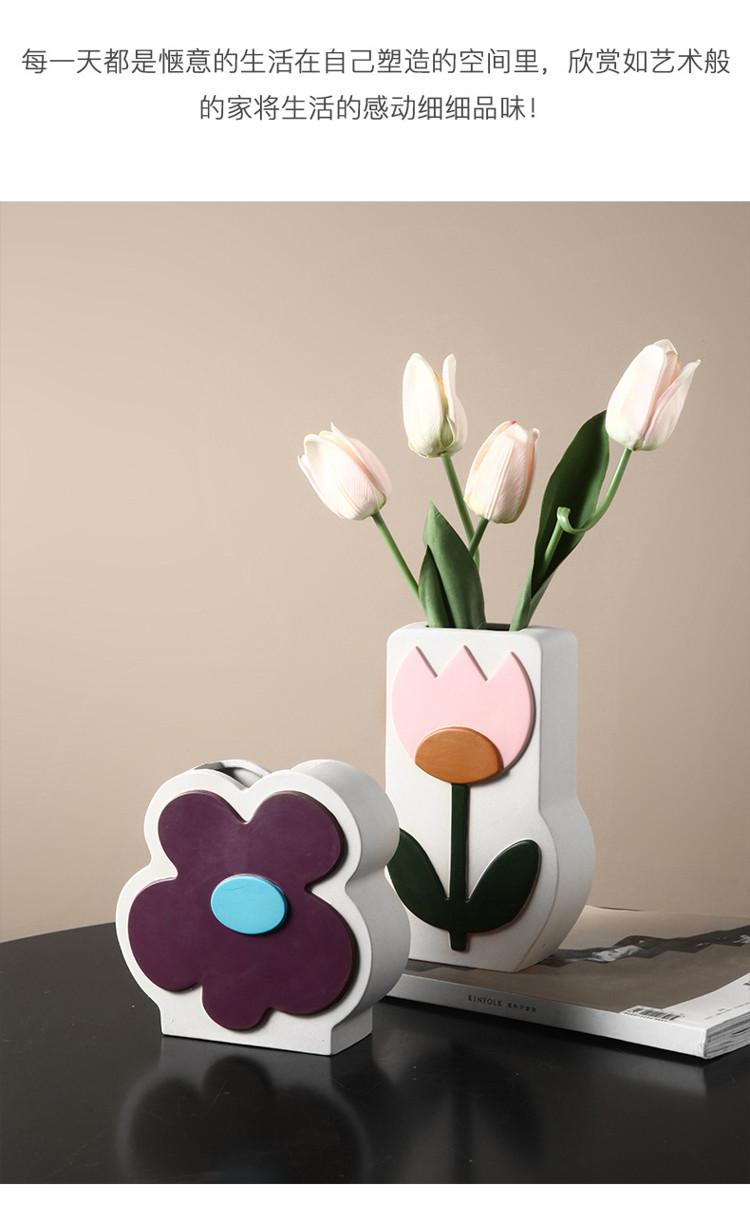 1JC21026 Ceramic Flower Vase China Factory (18)