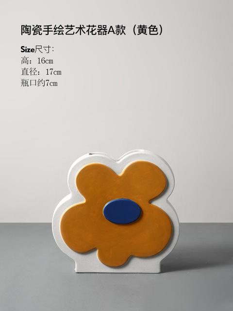 1JC21026 Ceramic Flower Vase China Factory (26)