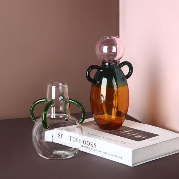 1JC21039 Small Glass Flower Vases Maker (1)