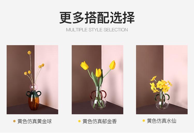 1JC21039 Small Glass Flower Vases Maker (10)