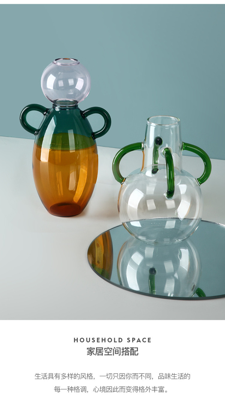 1JC21039 Small Glass Flower Vases Maker (12)