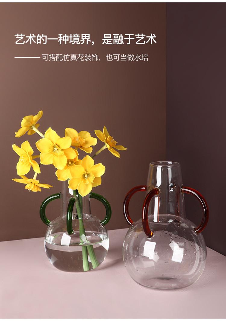 1JC21039 Small Glass Flower Vases Maker (13)