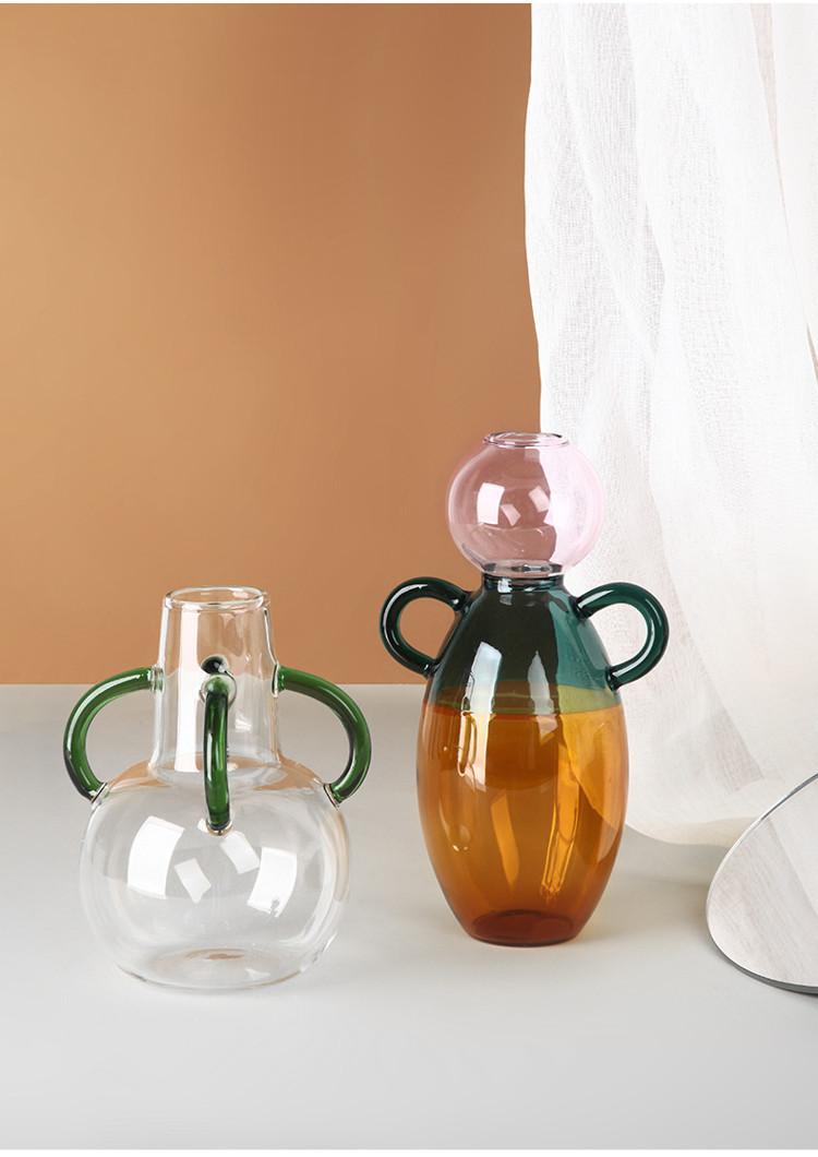 1JC21039 Small Glass Flower Vases Maker (15)