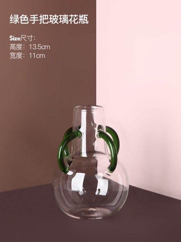 1JC21039 Small Glass Flower Vases Maker (21)