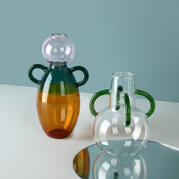 1JC21039 Small Glass Flower Vases Maker (4)