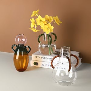 1JC21039 Small Glass Flower Vases Maker (5)