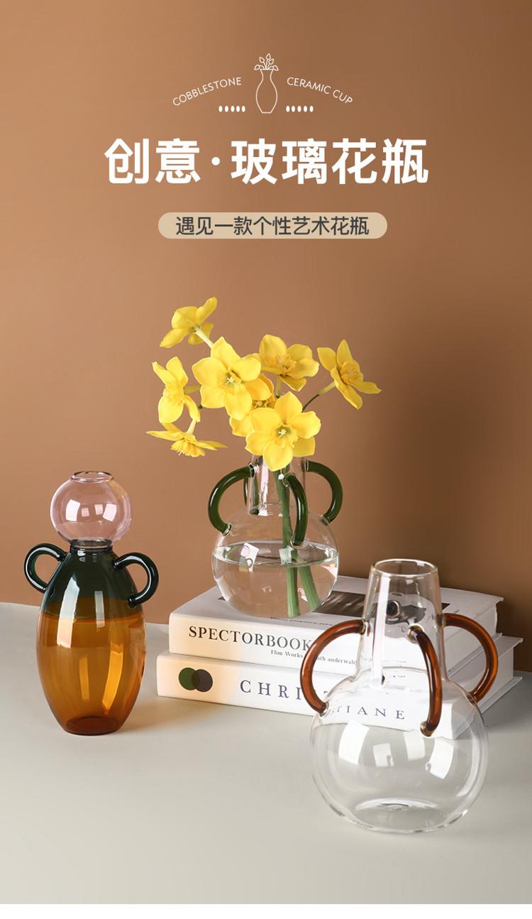 1JC21039 Small Glass Flower Vases Maker (6)