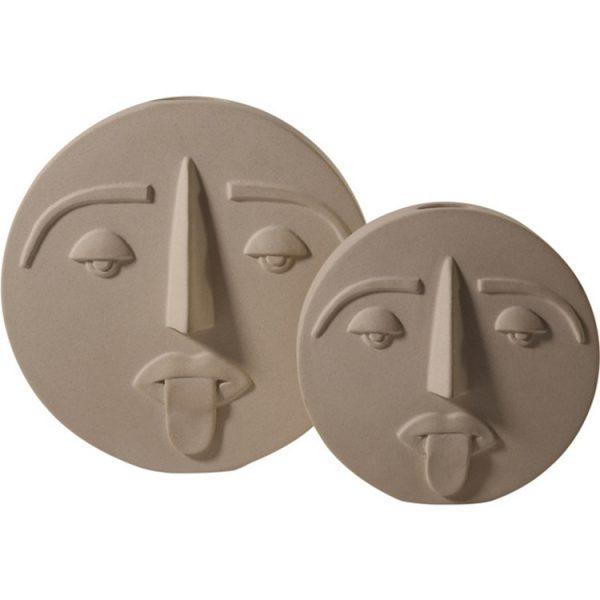 1JC21041 Ceramic Face Vase Online Sale (1)