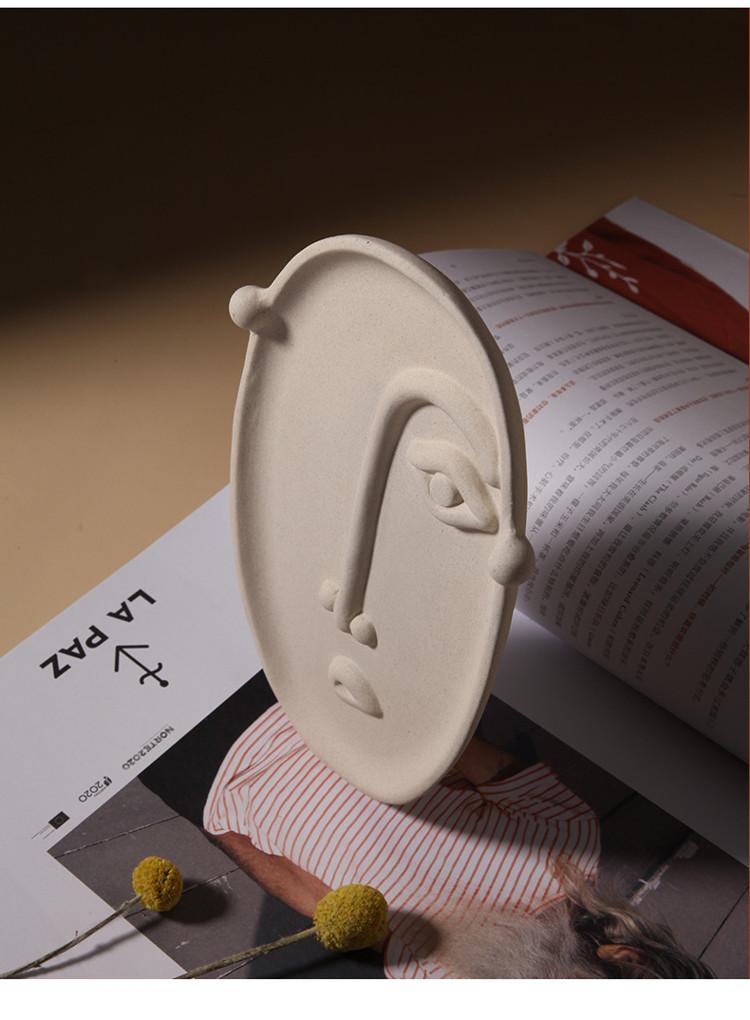1JC21041 Ceramic Face Vase Online Sale (15)