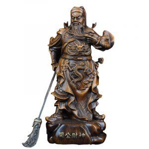1J824001 tượng quan công guan gong statue (4)