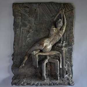 1JA16003 Bronze Relief Sculpture China Supplier (1)