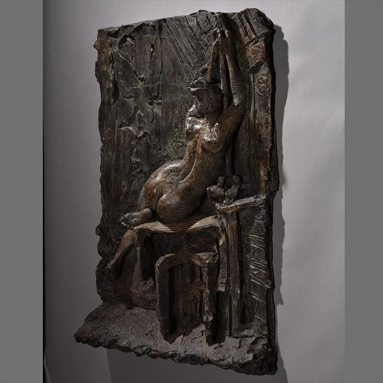 1JA16003 Bronze Relief Sculpture China Supplier (3)
