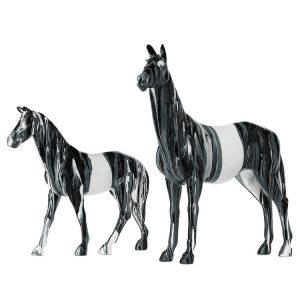 1JB03008 Resin Horse Ornaments China Maker (17)