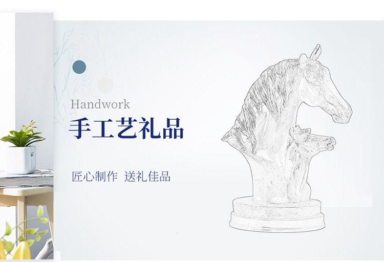 1JB03009 Horse Sculpture Home Decor Sale (2)