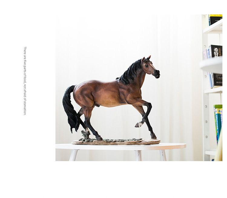 1JB03009 Horse Sculpture Home Decor Sale (8)
