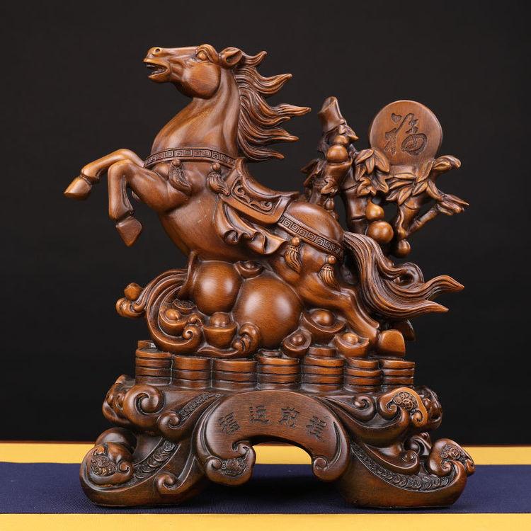 1JB03012 Horse Statue Vastu China Maker (11)