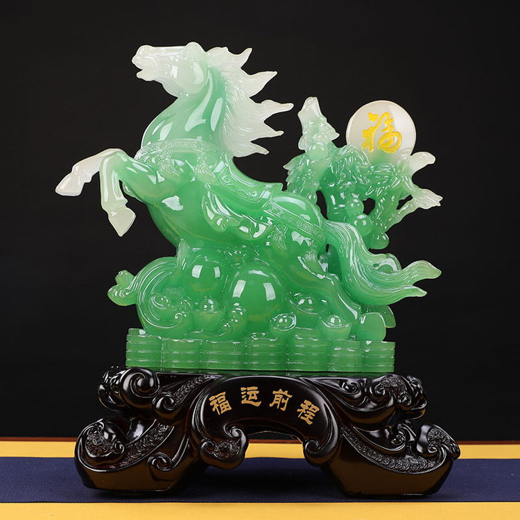 1JB03012 Horse Statue Vastu China Maker (12)