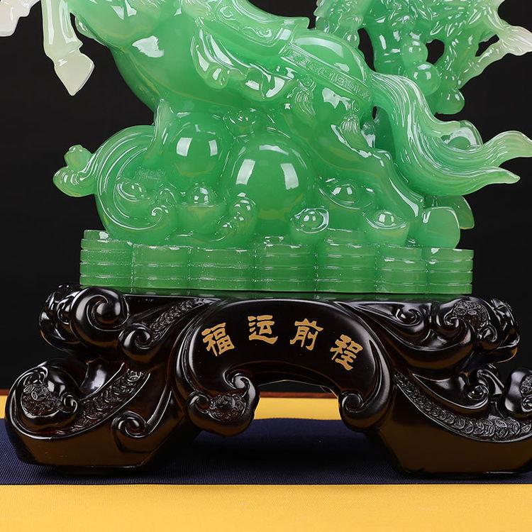 1JB03012 Horse Statue Vastu China Maker (14)