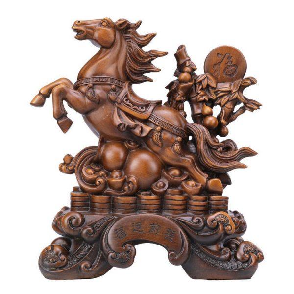 1JB03012 Horse Statue Vastu China Maker (15)