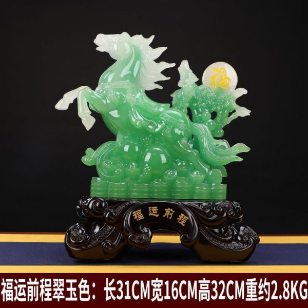 1JB03012 Horse Statue Vastu China Maker (16)