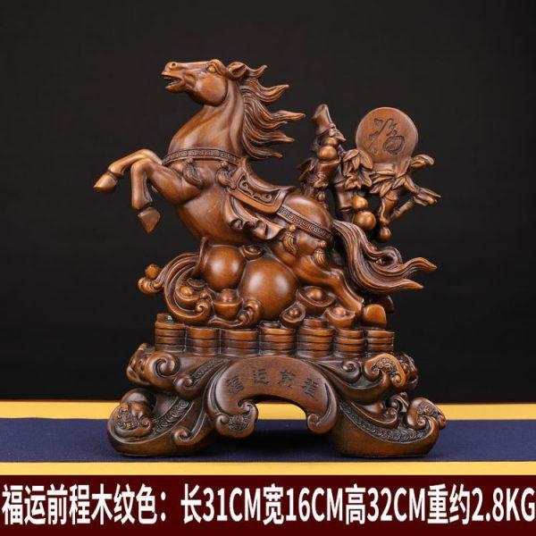 1JB03012 Horse Statue Vastu China Maker (17)