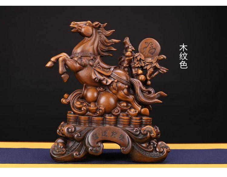 1JB03012 Horse Statue Vastu China Maker (6)