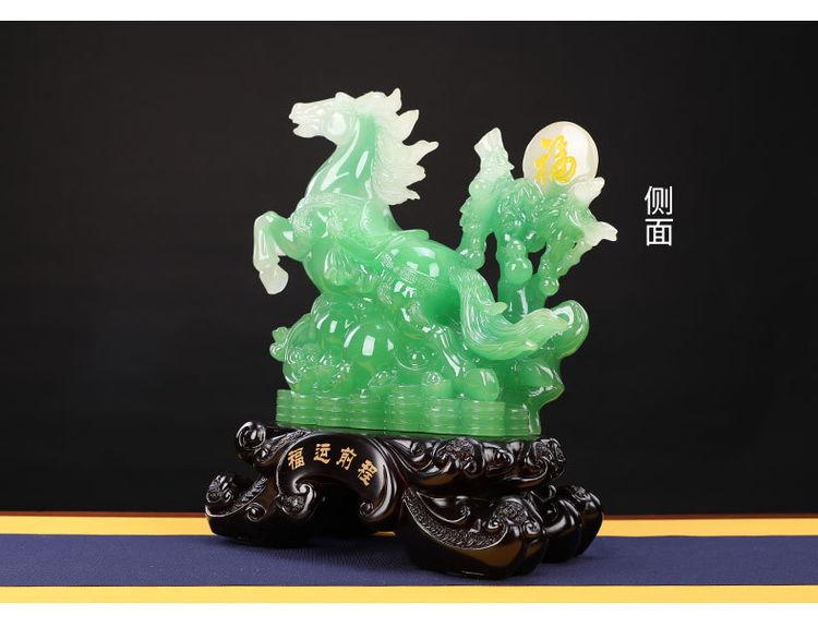 1JB03012 Horse Statue Vastu China Maker (7)