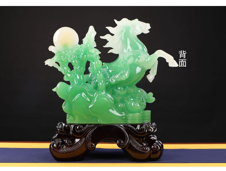 1JB03012 Horse Statue Vastu China Maker (9)