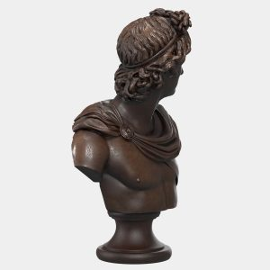 1I731004 Apollo Bust Statue Statua Di Apollo (3)