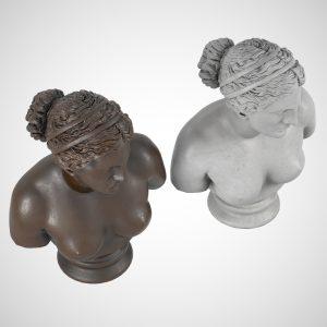 1I731004 Venus Callipyge Statue Aphrodite Kallipygos Bust (1)
