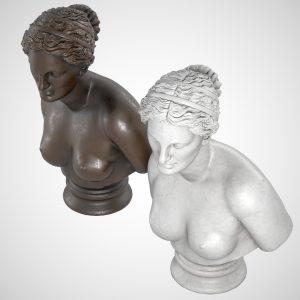 1I731004 Venus Callipyge Statue Aphrodite Kallipygos Bust (3)