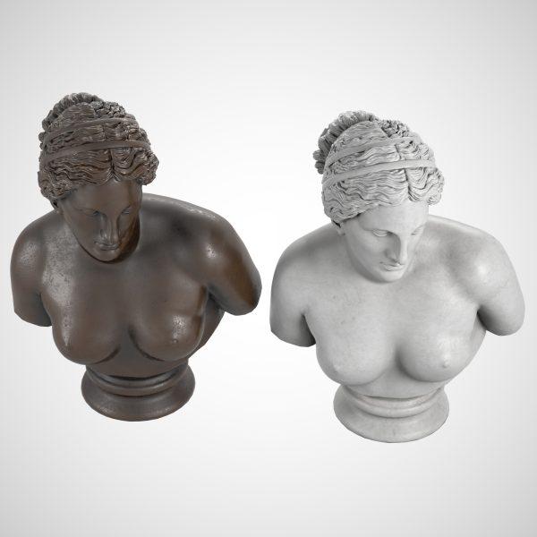 1I731004 Venus Callipyge Statue Aphrodite Kallipygos Bust (4)