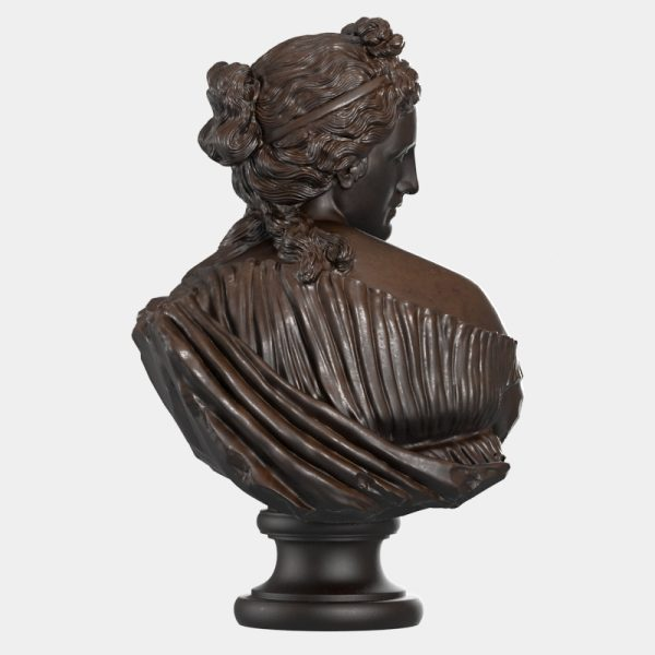 1I731004 Venus Callipyge Statue Aphrodite Kallipygos Bust (5)