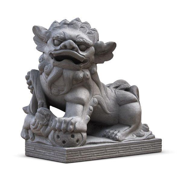 1I801004 Lucky Dog Statue China Maker (10)