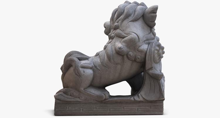 1I801004 Lucky Dog Statue China Maker (7)