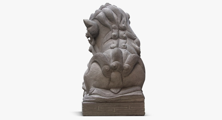 1I801004 Lucky Dog Statue China Maker (8)
