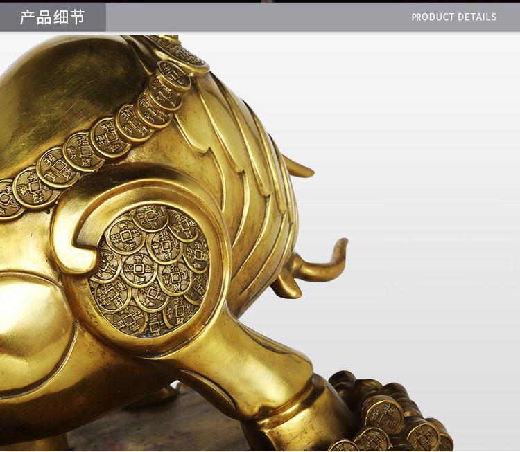 1JB18018 Feng Shui OX Statue Sale (4)