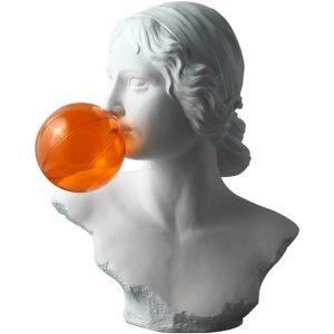 1JC18002 Bubble Statue Estátua Vênus Online Sale (4)