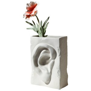 1JC18005 Ear Vase Ceramic Online Sale