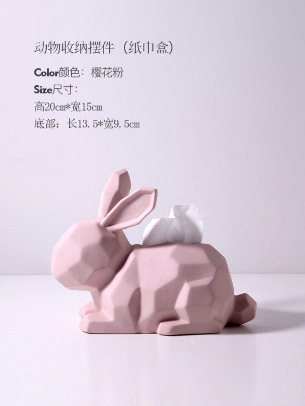1JC21003 Rabbit Tissue Box Online Sale (28)