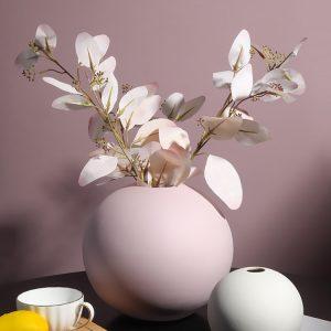 1JC21004 Cooee Ball Vase China Maker (1)