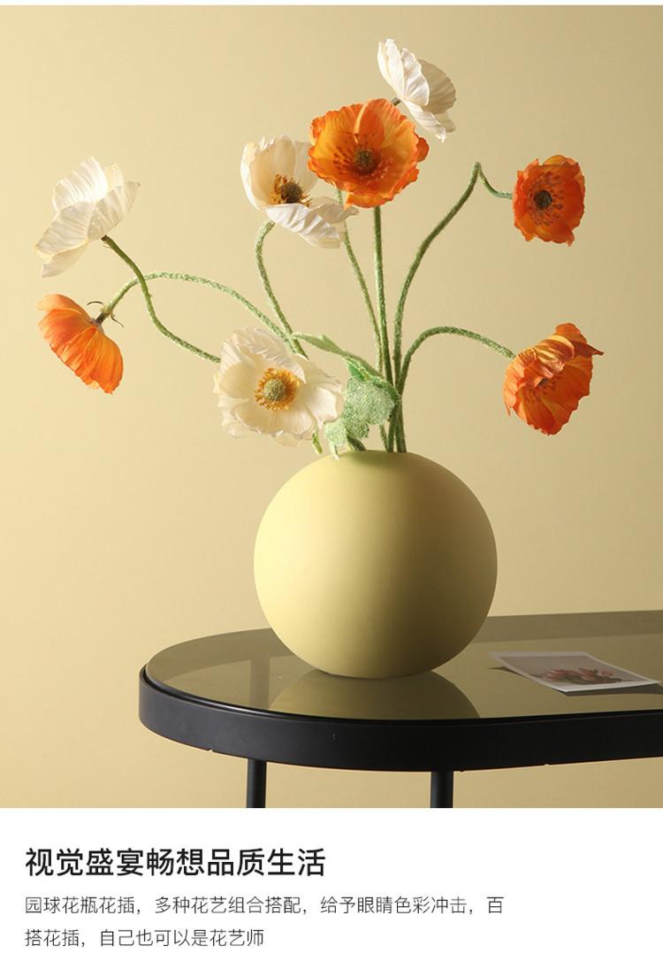 1JC21004 Cooee Ball Vase China Maker (14)