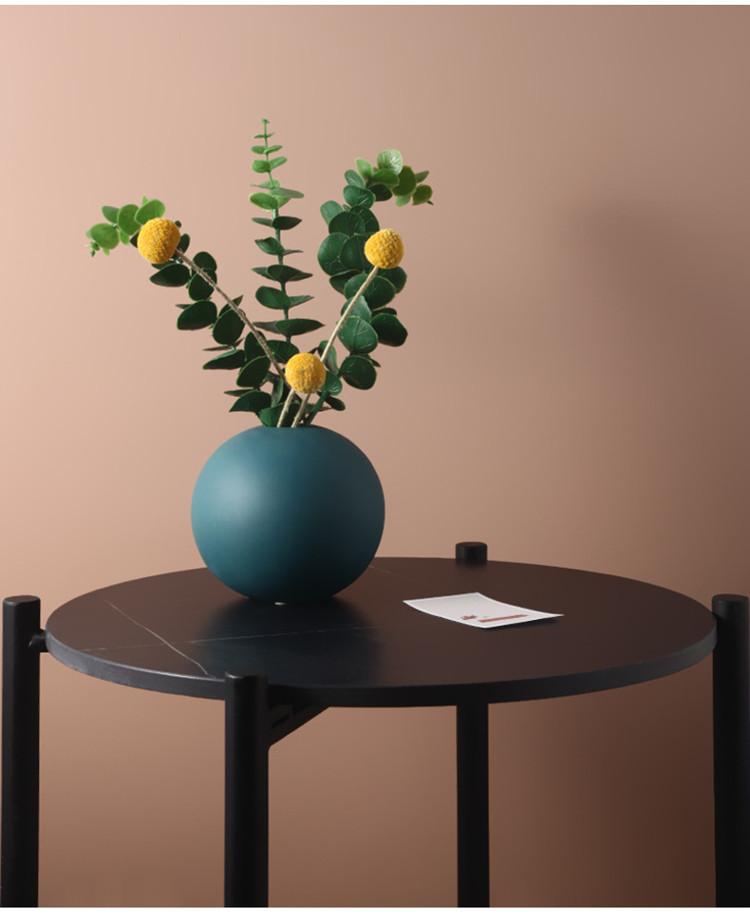 1JC21004 Cooee Ball Vase China Maker (15)