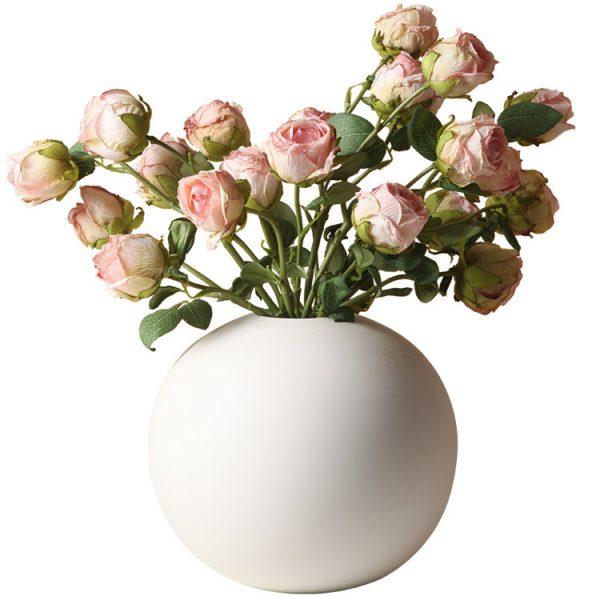 1JC21004 Cooee Ball Vase China Maker (2)